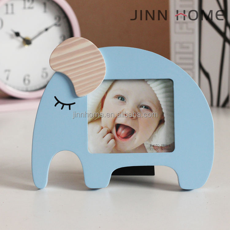 BABY elephant Series baby photo frame lovely