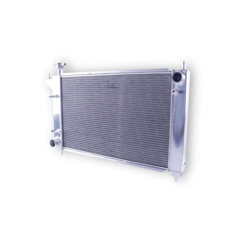 FIT FOR 79-93 FORD MUSTANG MANUAL GT//LX 5.0L V8 302 ALUMINUM RACING RADIATOR NEW