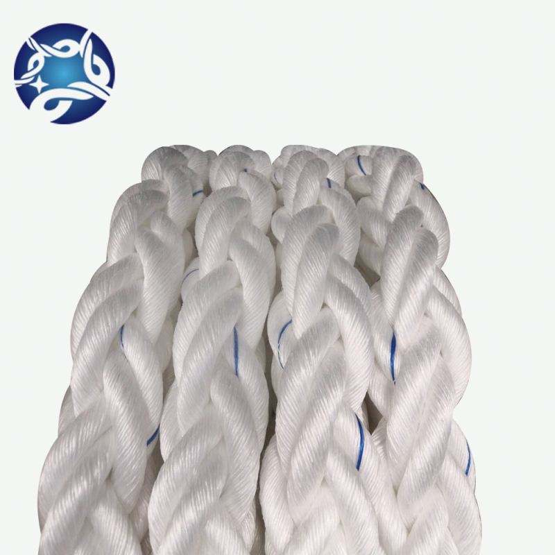3 Strand PP/PE Sailing Dock Line Anchor Floating Rope