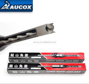 woodworking usage square hole drill bit