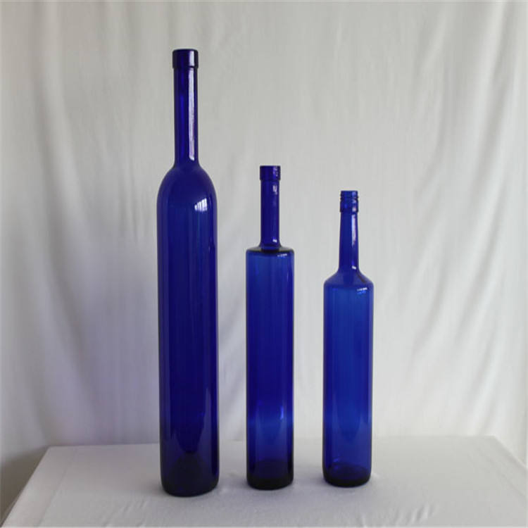 Vidro decorativo bottles_colored bottles_blue de vidro garrafas de vidro