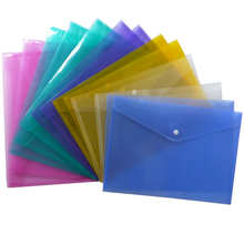 Wholesale Eco-Friendly Felt File Bag Felt Document Folder PP Hanging Pouch File Holder Bag