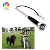 Hands Free Dog Training Leash with Adjustable Waistbelt. Great for Running, Jogging, and Biking. Get Fit with Your Pet and Impro