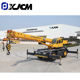 China Suppliers Sale RT 25 Ton Mobile Truck Rough Terrain Crane