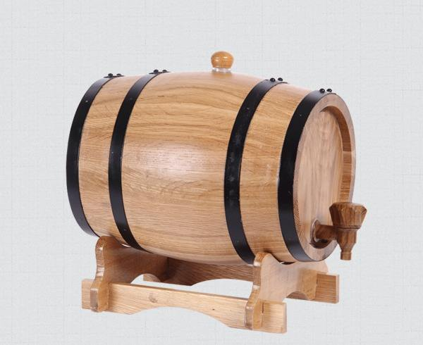High end Oak Wood Wine Barrel