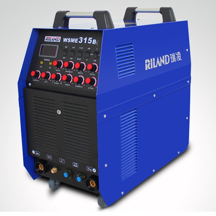 WSME-315B Pulse AC DC TIG Inverter Welder TIG Welding Machine