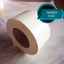 220 high temperature speaker voice coil bobbin material NOMEX paper