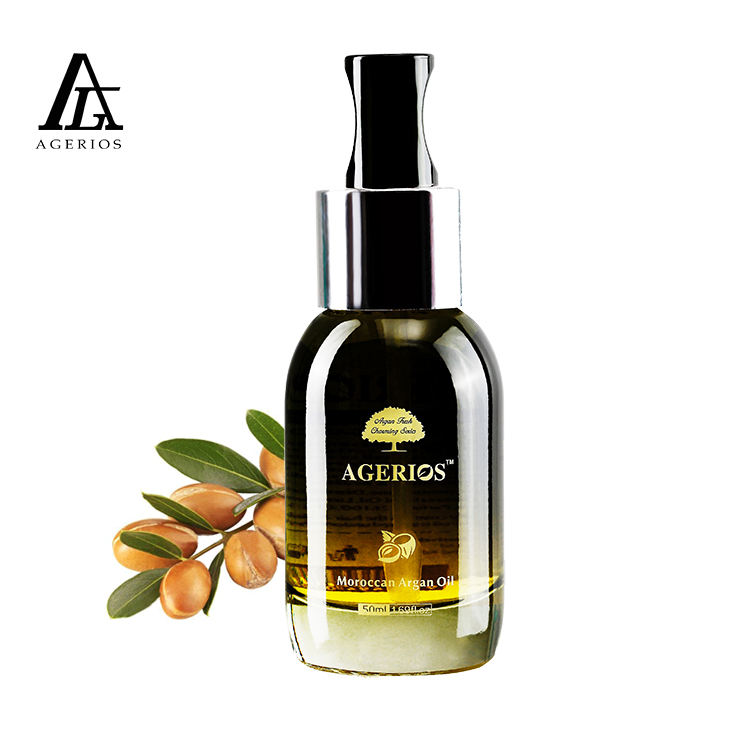 Hair growth Argan oil curly hair organic hair care argan oil 30ml