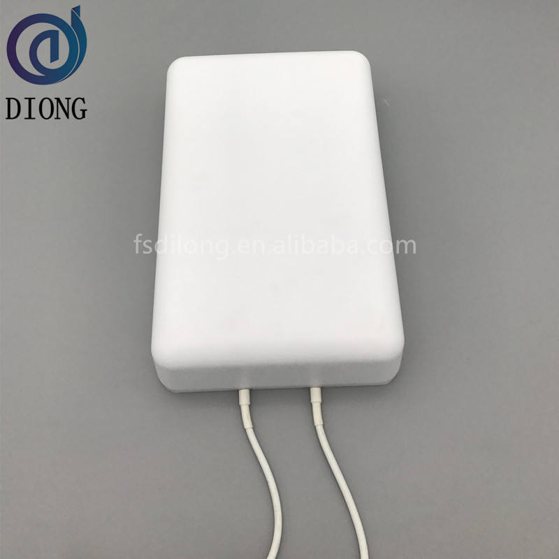 Dual polarization plate antenna Horizontal polarization vertically polarized dual frequency antenna Plate type antenna