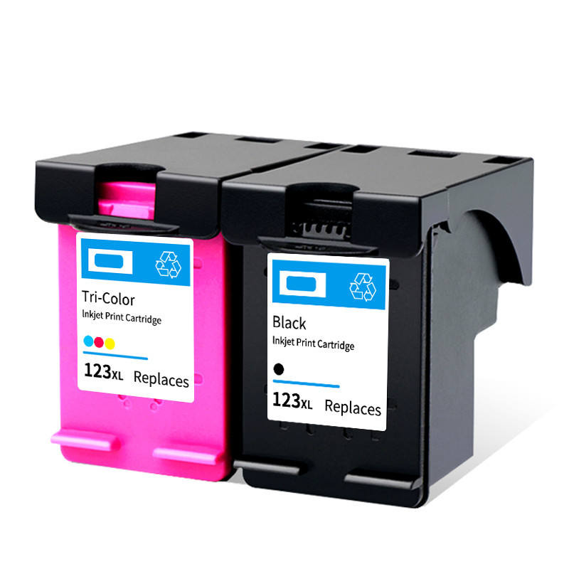 Compatibele Hp 123XL Printer Inkt Cartridge 123 Xl Voor 1110 2130 2132 2133 2134