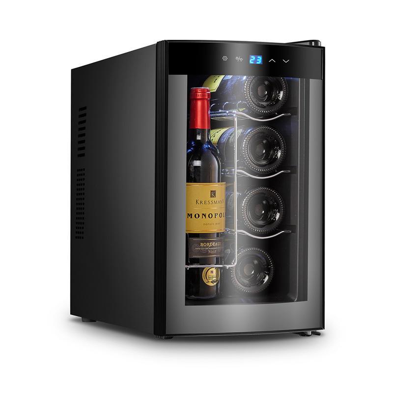 Лучший термоэлектрический одной зоне Пельтье мини-Электрический Hec охладитель вина с CE CB UL