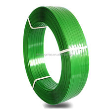 High strength, high tensile PET strapping for Machines  in product transportation safe
