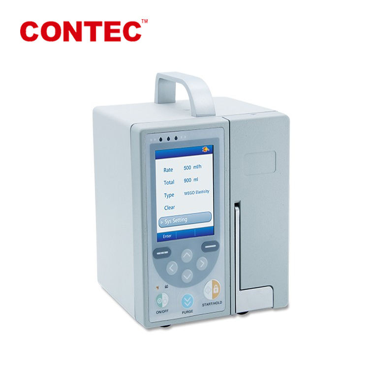CONTEC SP750 Portable Volumetric Infusion Pump