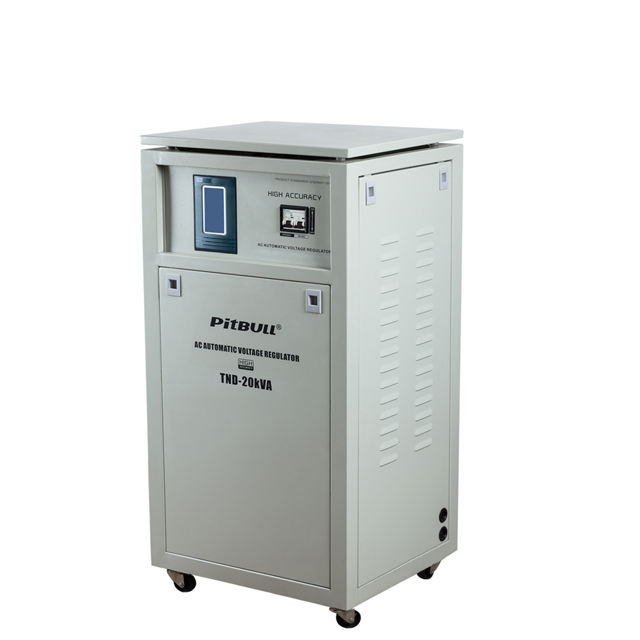 20KVA single phase guard voltage stabilizer china manufacturer