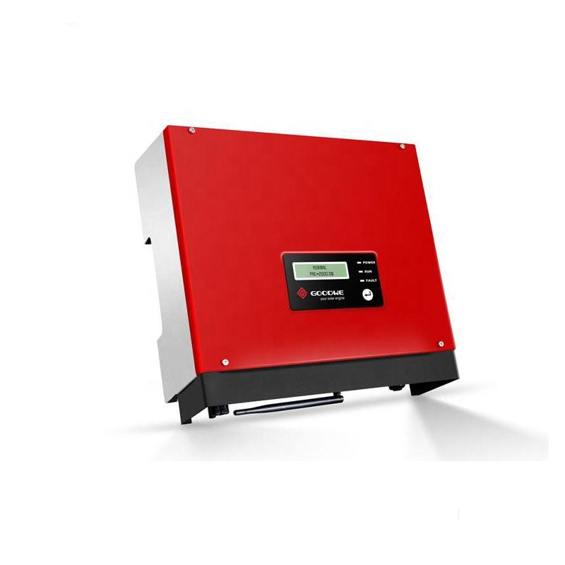 GOODWE GW4200D-NS Inverter 3KW Dual-channel MPPT220V Single-phase Grid-connected Photovoltaic Inverter GW4200NS GW4200D-NS