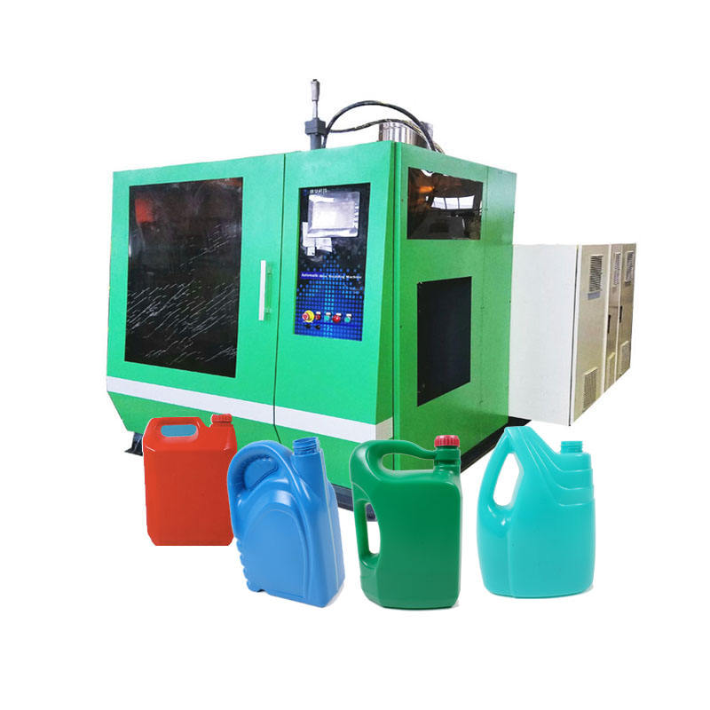 High quality full automatic 1L 2L 4L 5L HDPE PP PE bottle Blowing machine for oil water bottle