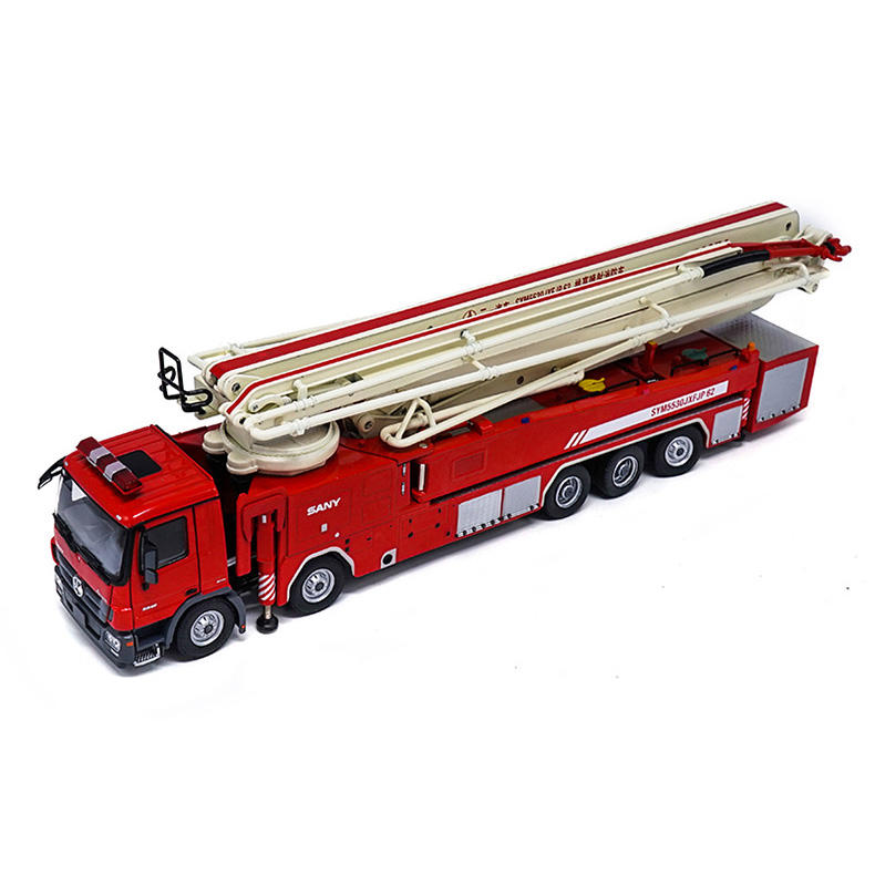 1/50 fire truck toy model fire truck in 20 years manufacturer