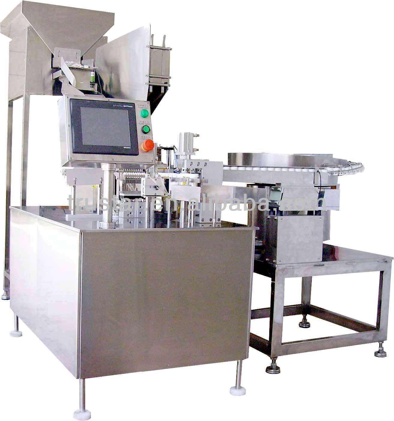 Effervescent Tablets Packing Machine Effervescent Tablets Packing Machine