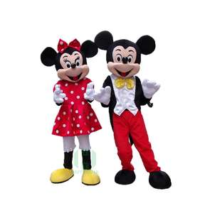 HI CE mouse mascot costume , mouse mascot , mickey mascot costume from China
