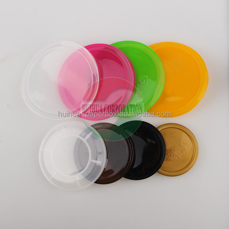 Plastic Lid for Pop Cans Tin Cans Pop Top Lid