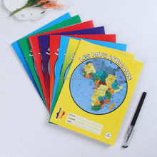 Factory direct sale a4 a5 exercise book Primary school copy book