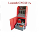 Launch injector cleaner and tester CNC 601A ultrasonic injector cleaner 6 cylinders