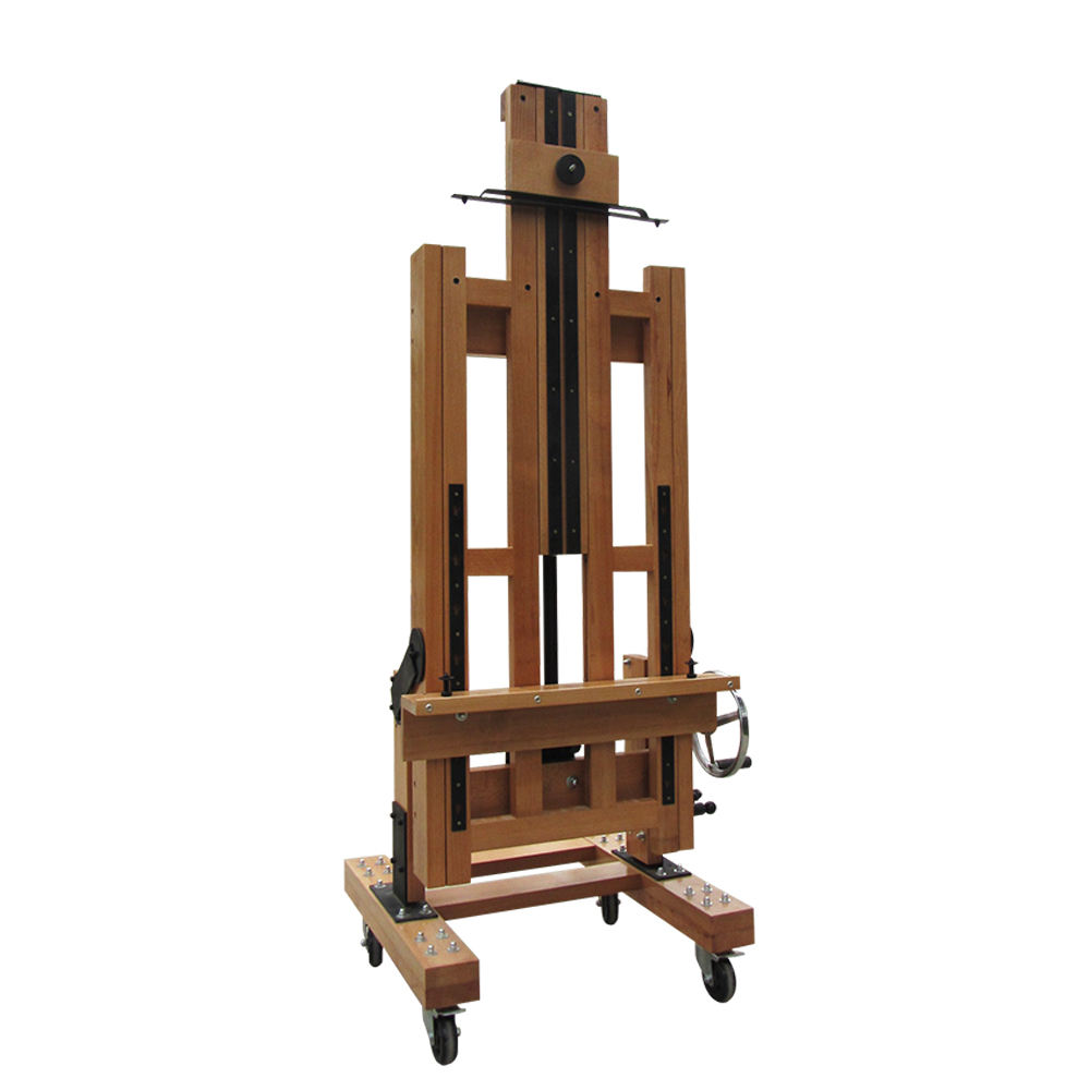 Best Quality Artist Master Studio Easel Heavy-Duty Display Easel Wooden Easel