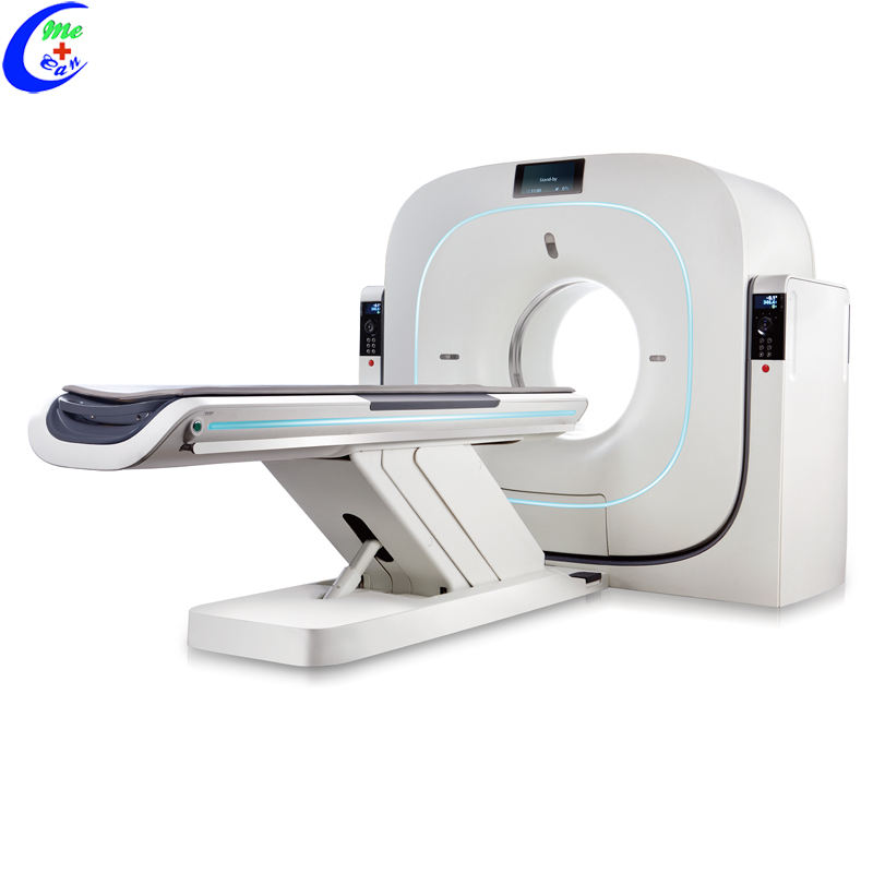 1024 Large Matrix Easy Operation Medical CT Scanner