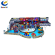 Hottest Children Happy Castle Play Party Center Equipment kids indoor playground maze