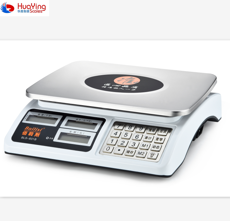 30kg/35kg/40kg Durable High Precision Electronic Weighing Scale