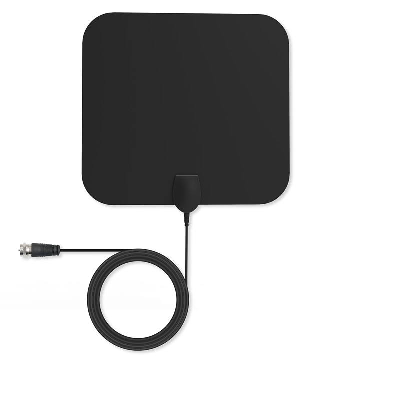 2020 nuovo Stile <span class=keywords><strong>Prezzo</strong></span> Più Basso Ad Alto <span class=keywords><strong>Guadagno</strong></span> 50 Miglia Indoor UHF VHF Digitale Del Progettista DVB T2 HDTV Antenna TV Ubiquity