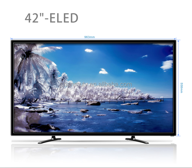32/39/43/50 pollice intelligente USB ELED TV