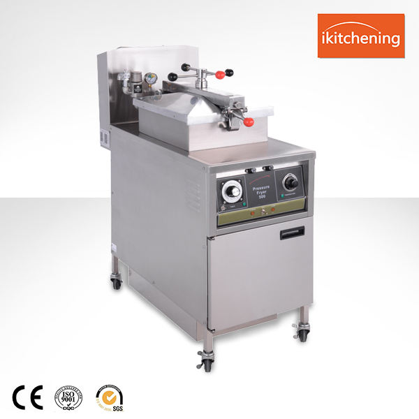Factory Price Electric Deep Fat Pressure Fryer/ High Pressure Fryer/ Deep fryer Friteuse For Fried French Fries