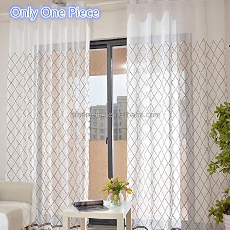 China fornecedor barato varas de fantasia conjunto elegante <span class=keywords><strong>cortina</strong></span> sala de estar