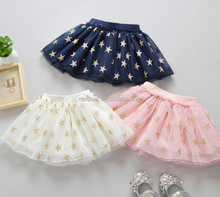 SEV.WEN Summer Infant Clothes TUTU Multi-Layer Tulle Balls Baby Skirt