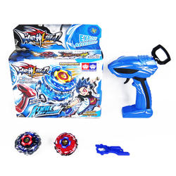 2019 new product alloy blades hot amazon toys overlap merge metal fusion battle spinning top toy for kids
