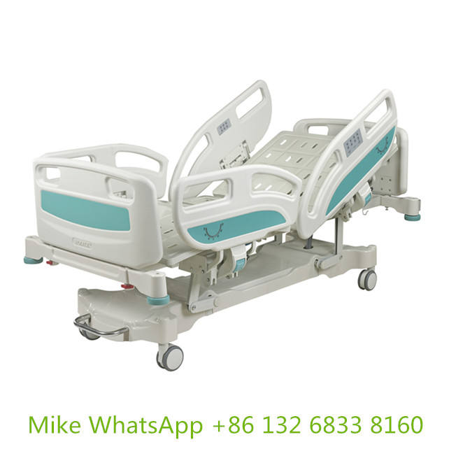new designed five function electric hospital beds