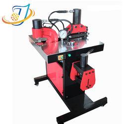 DHY-200 CNC Busbar Processing Machine/Hydraulic Punching Machine For Copper