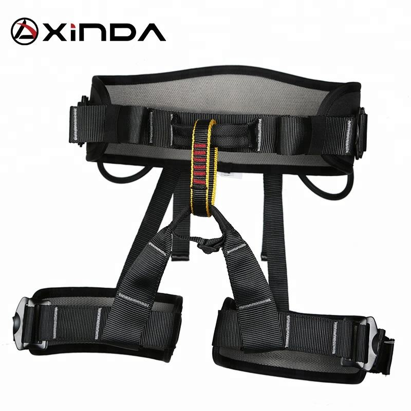 XINDA half body harness safety for rock climbing