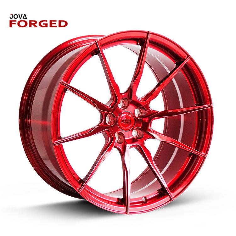 17*5 الأسود و الأرجواني إطارات وعجلات العجلات جنوط للسيارات نسخة مخصصة