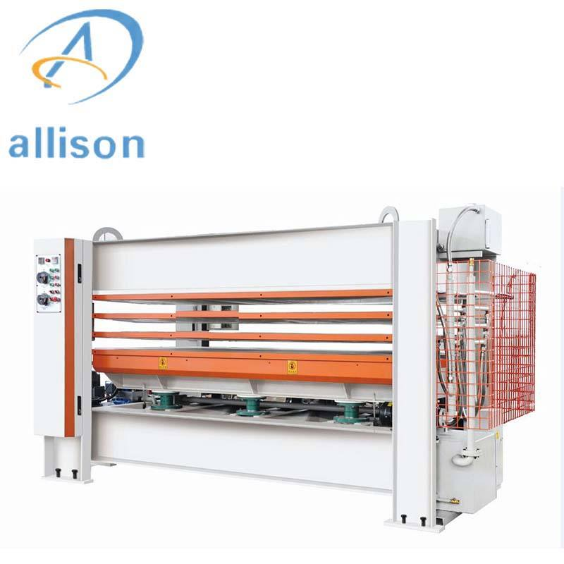 Plywood Hot Press machine for door or steel