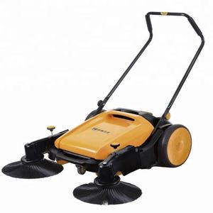 Best quality low price Road manual sweepers pushing floor electric sweeper for park/street sweeper