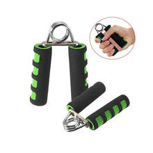Adjustable Heavy Spring Gripper Fitness Exerciser Wrist Forearm Strength Training Foam Handle Hand Grip