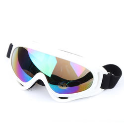 Wholesale Anti-fog Snow Professional Windproof X400 UV Protection Skate Ski Goggles