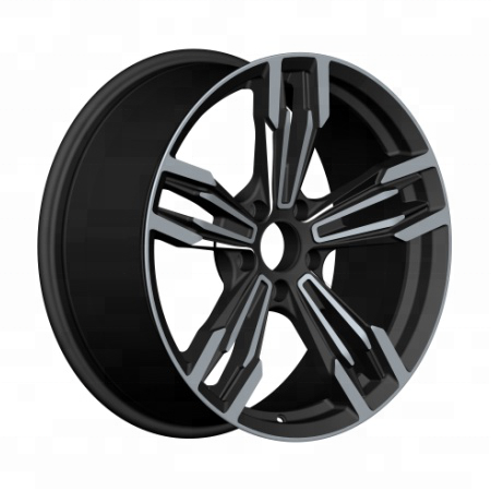 New Design Alloy Wheel Car Alloy Wheel 19 inch 5x112 Alloy Wheel