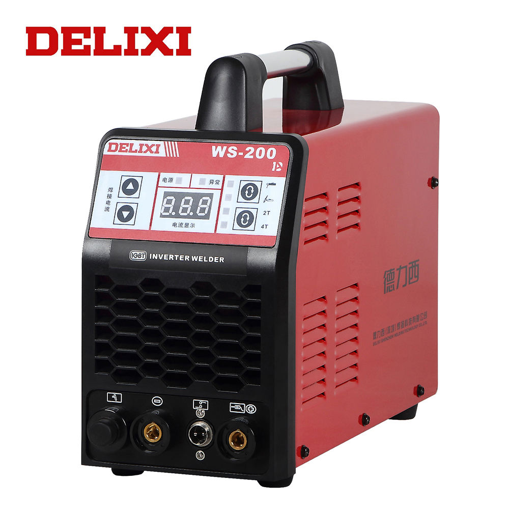 Hangzhou DELIXI Mosfet Inverter Multi-function AC/DC Pulse TIG/MMA/CUT welding equipment SUPER 315P
