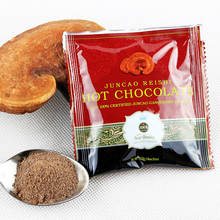 Ready To Order Ganoderma Lingzhi Instant Coffee 4 in 1 Hot Chocolate