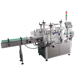 Manufacturer Packaging Machine Sticker Label Machine for Cosmetics Bottle