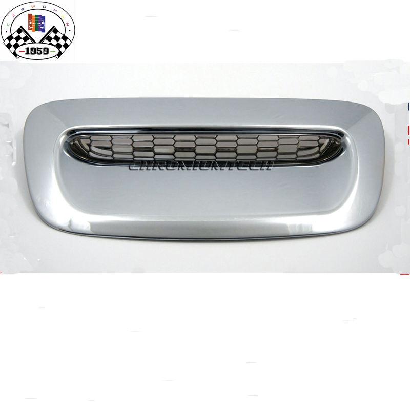 MINI Genuine Front Grille Moulding Trim Strip On Hood Chrome 51132751040