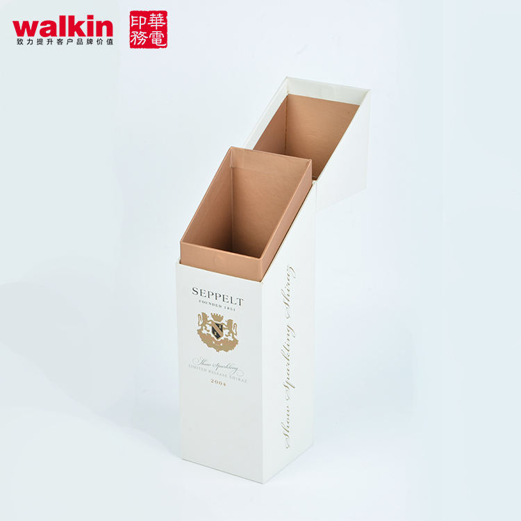 Gift Packaging Cheap Paper Wine Cardboard Box